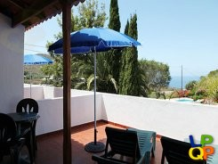 object 187  Isla de La Palma / Holiday complex with pool / Bungalow / Casa Los Castellanos