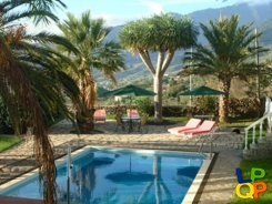 object 461  La Palma / Holiday complex with pool / Holiday home / Casa La Gomera